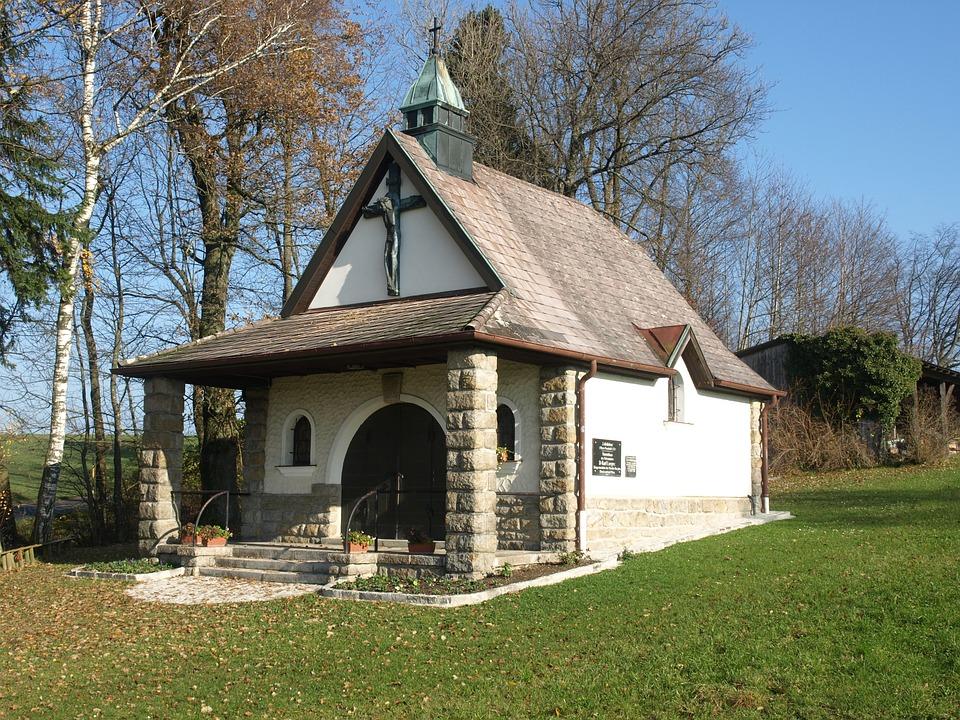 Neustadtl, Lueger Kapelle, Chapel, Building, Religious