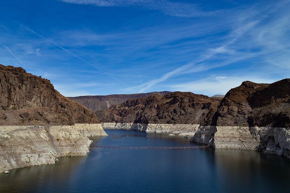 Lake Mead, Hoover Dam, Hoover, Dam, Nevada, Arizona
