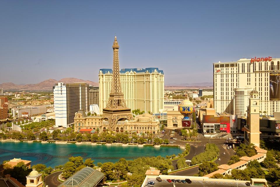 Las Vegas, Vegas, Nevada, Las Vegas Sign, Gambling