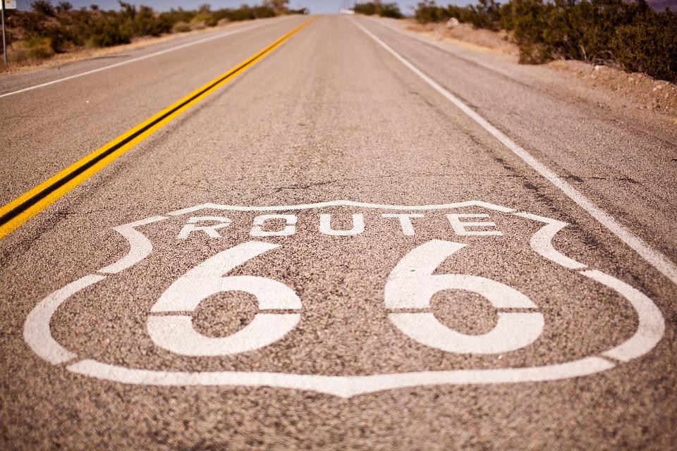 Route 66, Usa, Vacations, Road Trip, Nevada, California