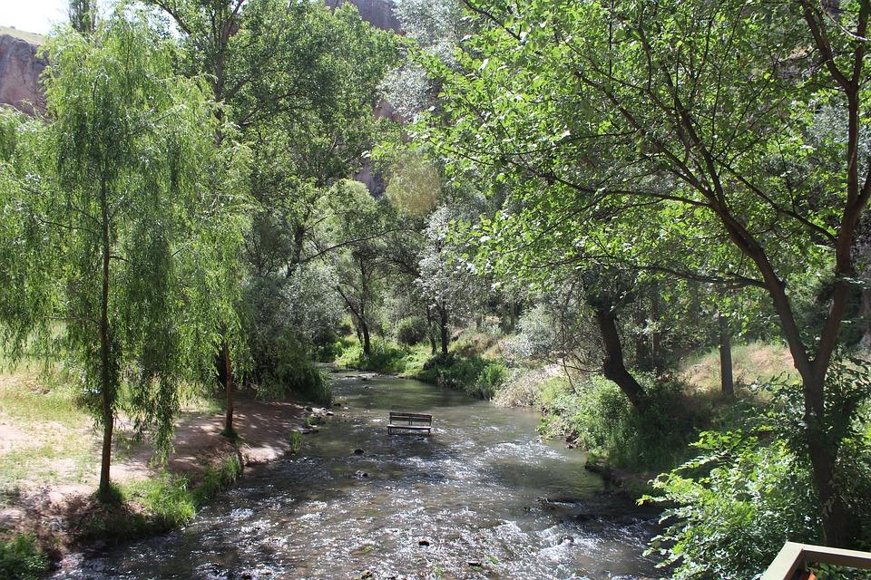 H To, River, Cappadocia, Nevşehir