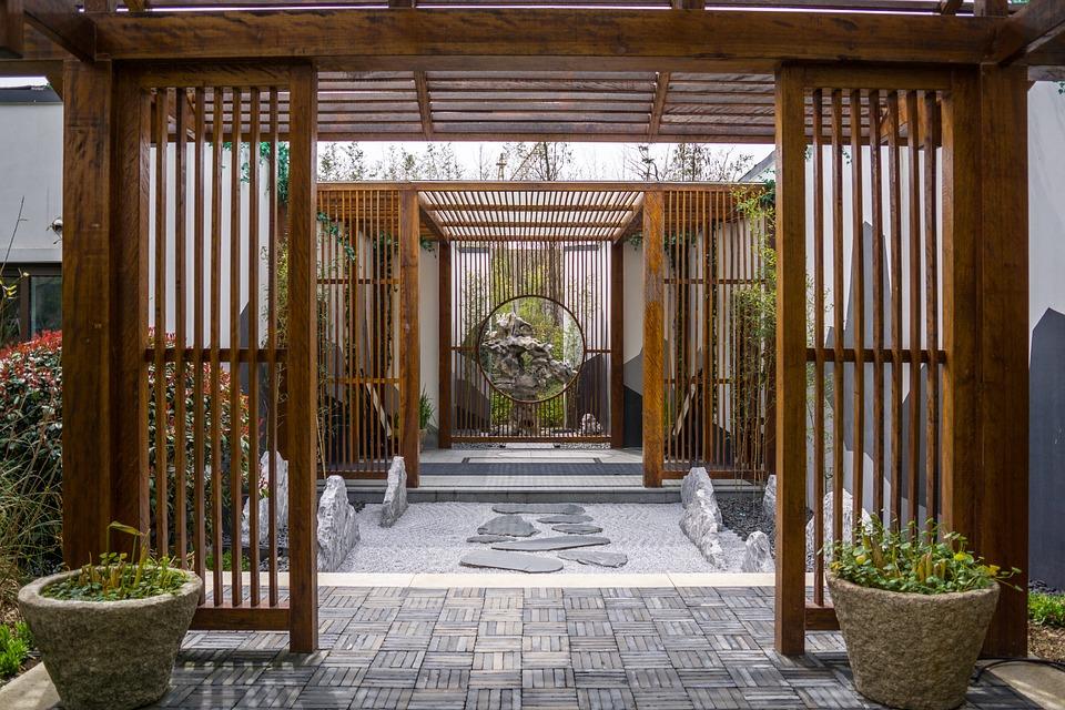 New Chinese, Landscape, Zen