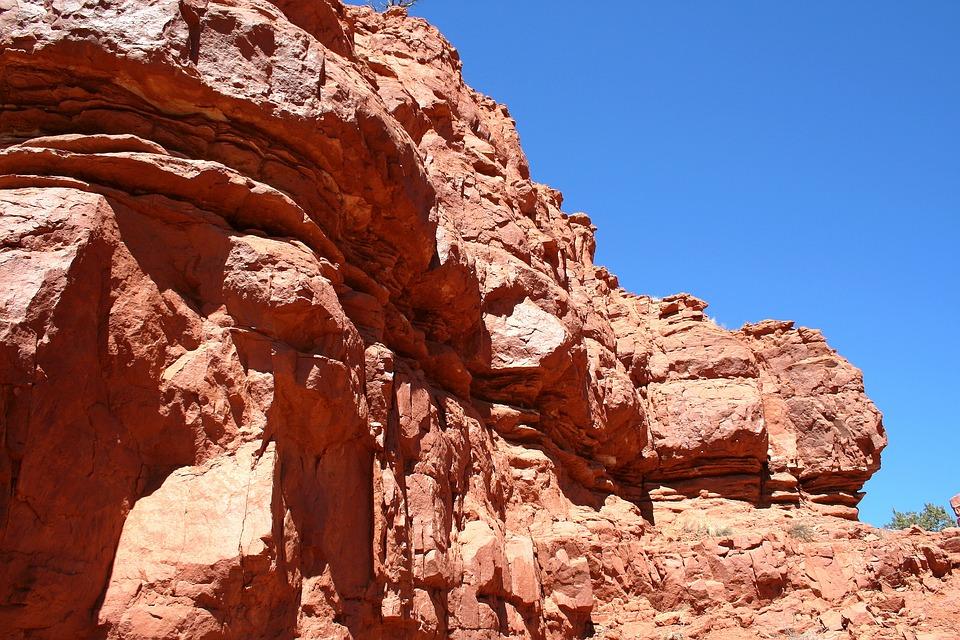 Jemez, New Mexico, Red Rocks