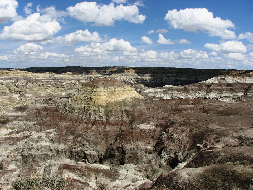 New Mexico, Mountains, Canyon, Southwest