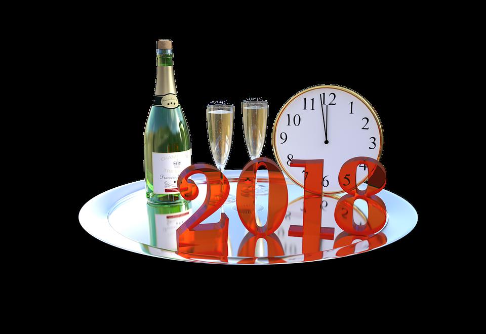 New Year's Eve, New Year's Day, Celebration, Celebrate
