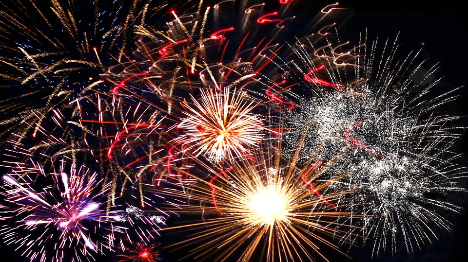 Fireworks, New Year's Eve, Annual Financial Statements