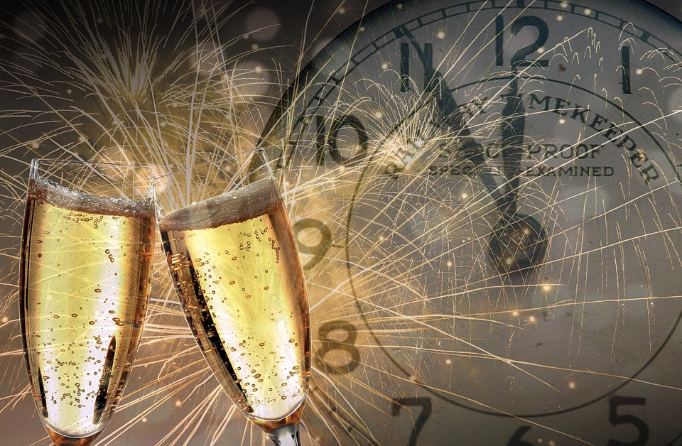 New Year's Eve, 2019, New Year's Day, Turn Of The Year