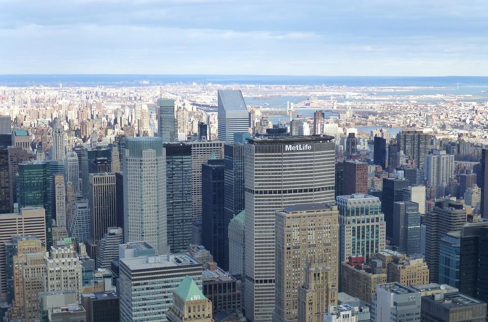 New York City, New York, Manhattan, City, Nyc, America