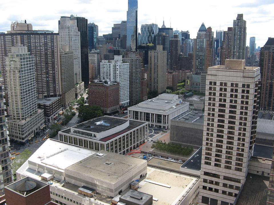 Lincoln Center, Manhattan, New York City