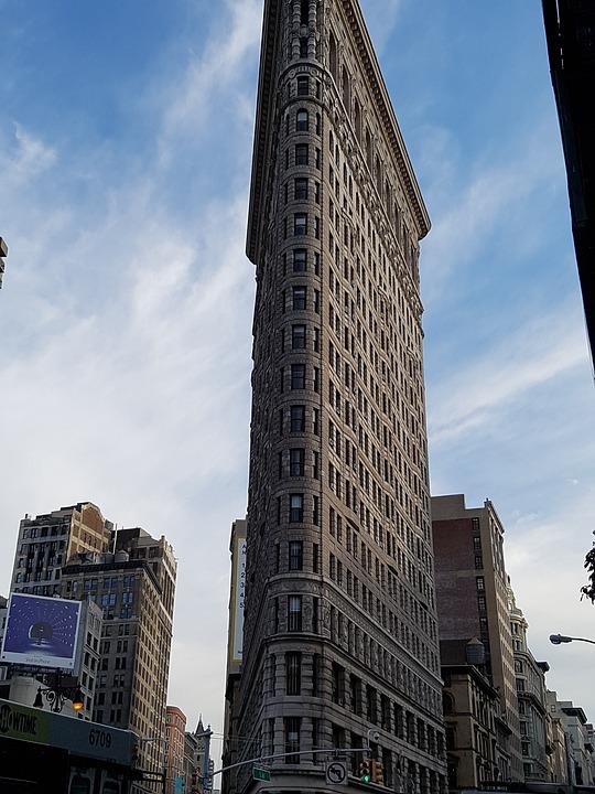 New York City, Flatiron Building, New York