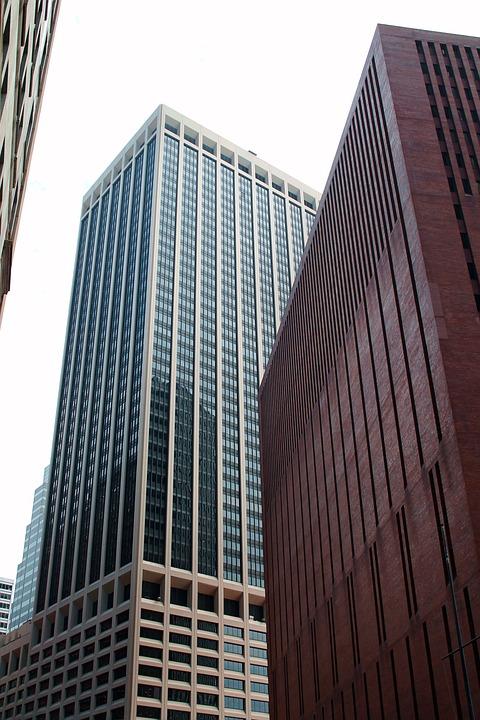 Skyscrapers, New York, Nyc, Ny, Skyline, City