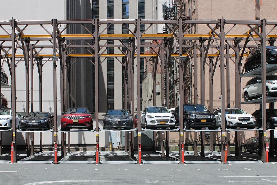New York, New York City, Nyc, Transport, Parking, Car