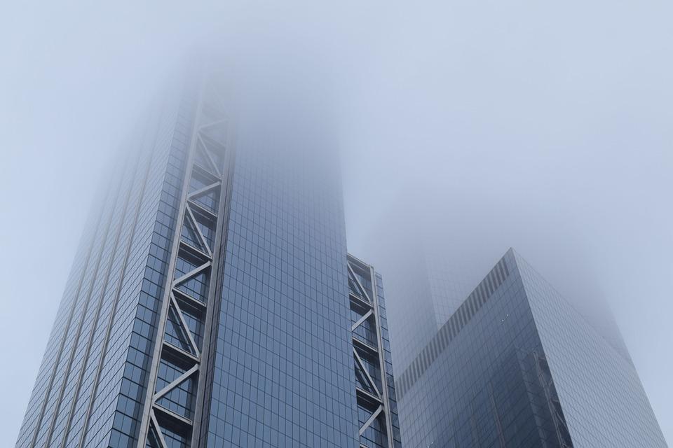 Skyscraper, City, Urban Landscape, New York, Nyc