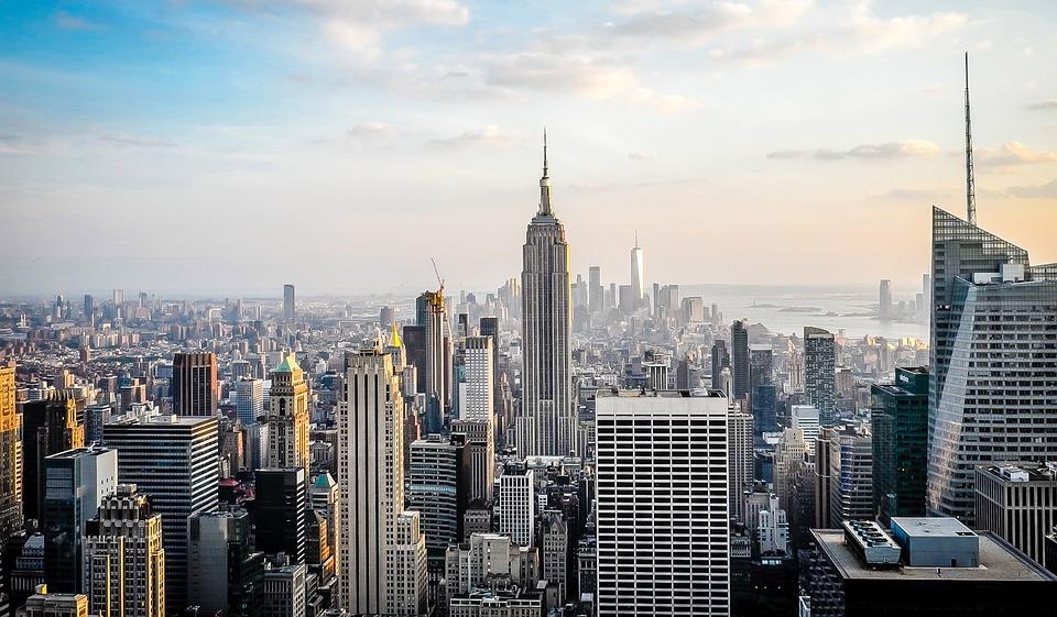 Nyc, New York City, America, Usa, City, Cityscape