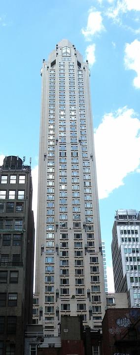 Four Seasons Hotel, New York, Facade, Exterior