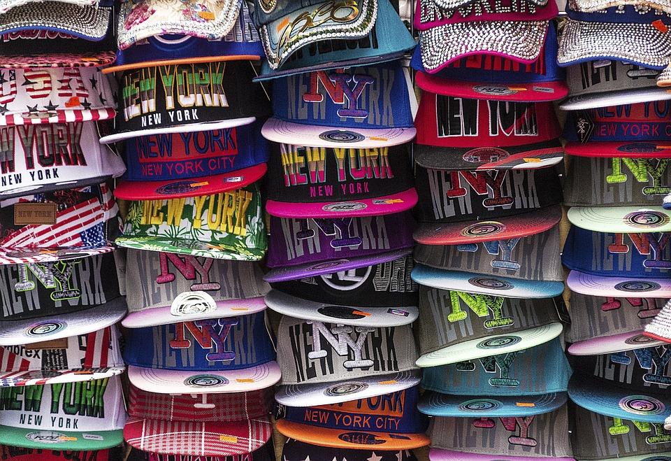 New York, Ny, Nyc, Manhattan, Caps, Cap, Hats Gear