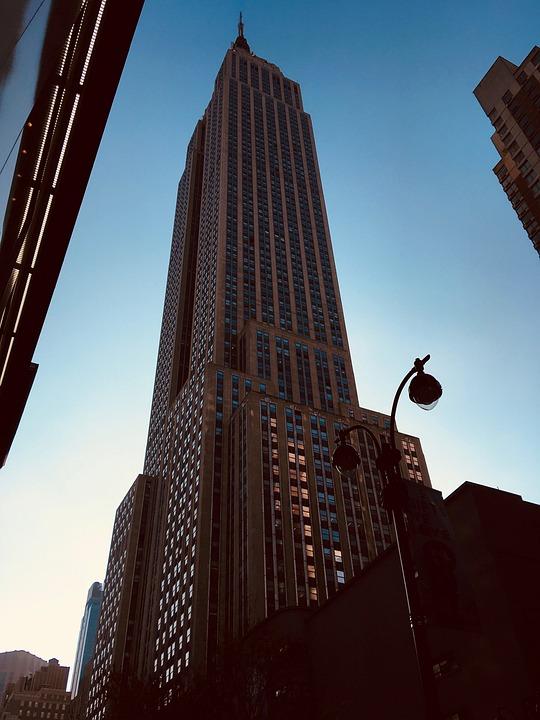 The Empire State Building, New York, Manhattan