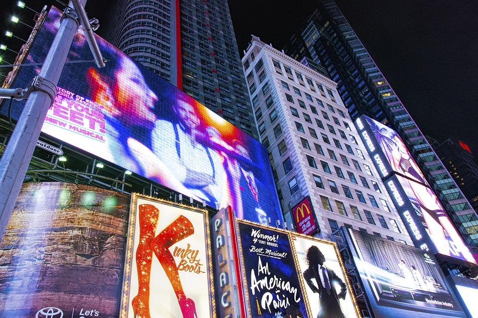 Times Square, New York, Manhattan, Broadway