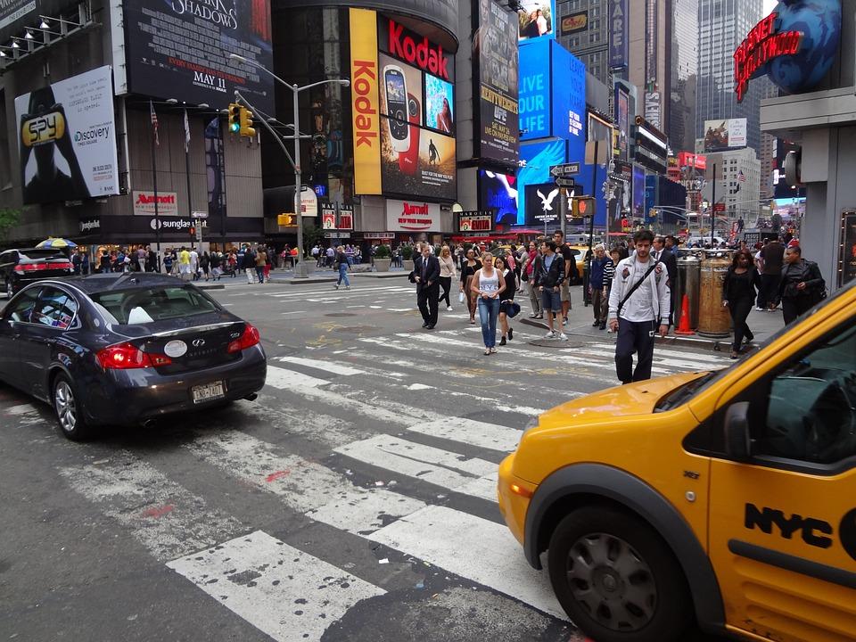 Times Square, New York, Manhattan