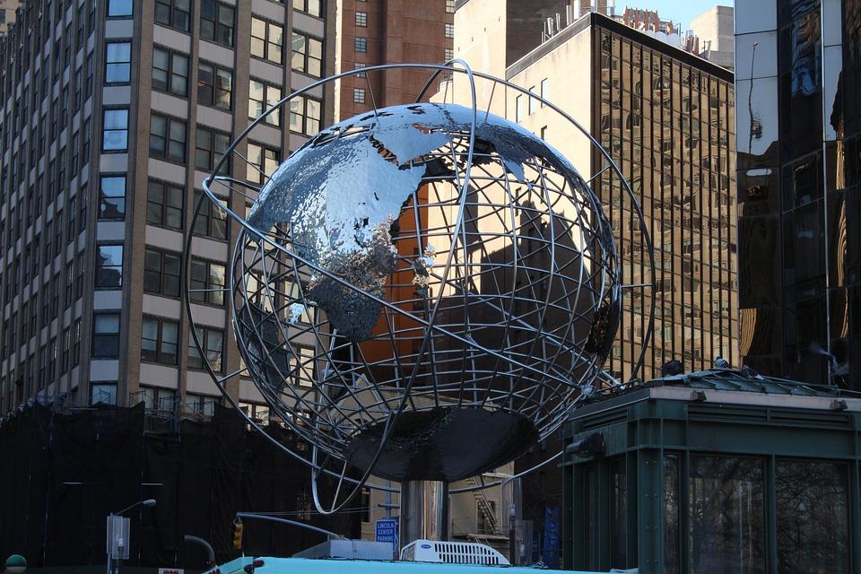 New York, Warner, Cnn, Globe, Earth, World