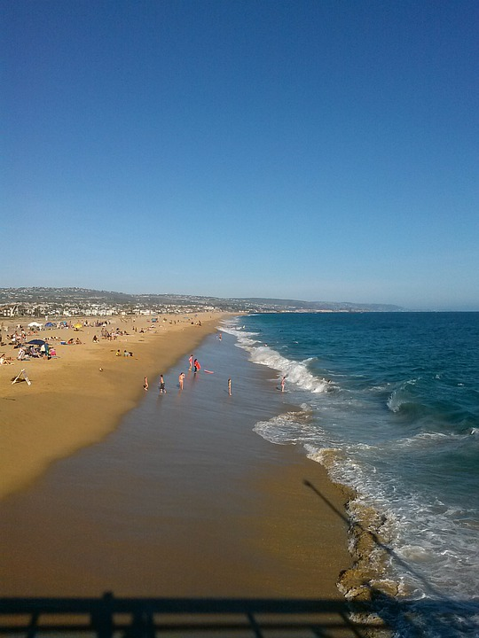California, Newport Beach, Beach