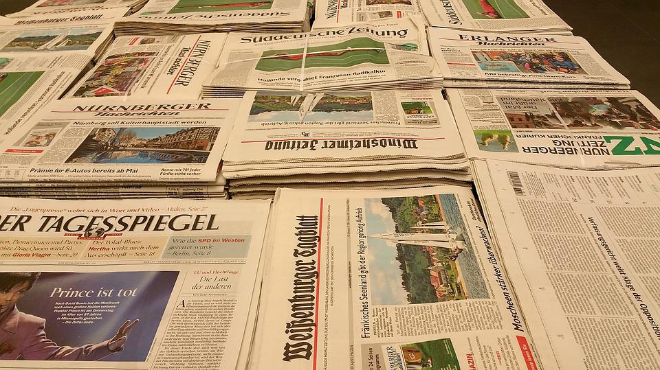 Newspapers, News, Press, Information, Read, Paper