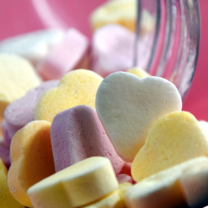 Candy, Sweet, Delicious, Food, Colorful, Treat, Nibble