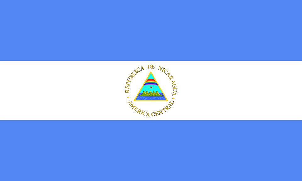 Free Photo World Managua Geography Travel Nicaragua Map Max Pixel - Nicaragua map hd
