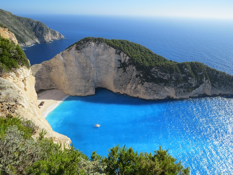 Sea, Bay, Waterfront, Beach, Nice, Holiday, Greek