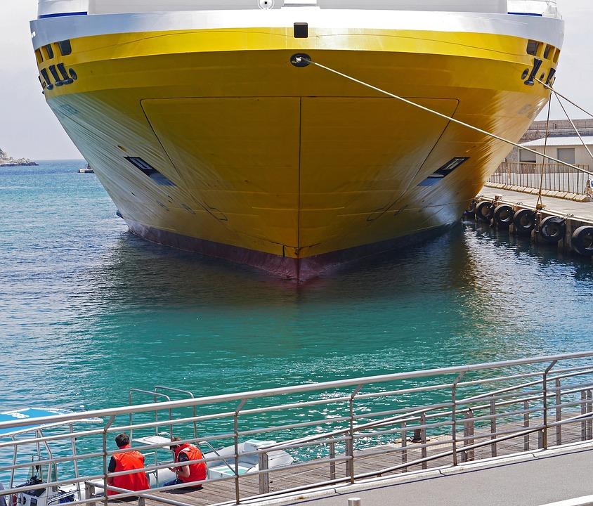 Dick Ship, Bug, Port, Nice, Mole Kai, Investors, Moored