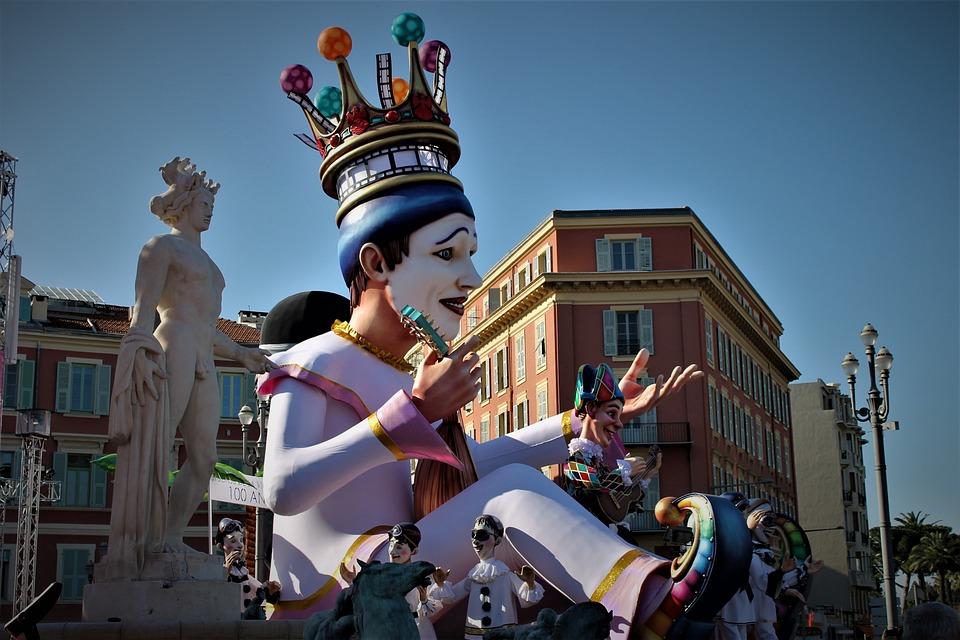 Carnival, Nice Carnival, Nice, King