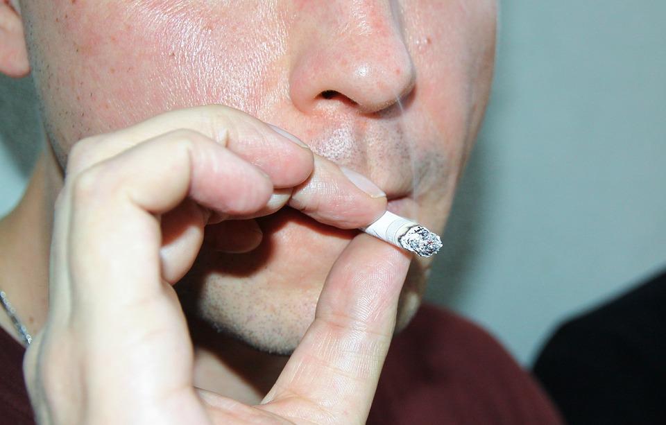 Smoking, Smoke, Cigarette, Tobacco, Nicotine, Habit