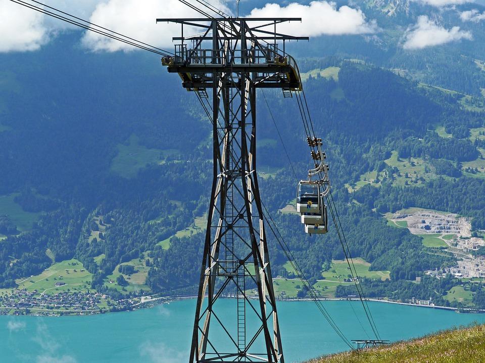 Cabins - Group Orbit, Beatenberg, Niederhorn, Thun Lake