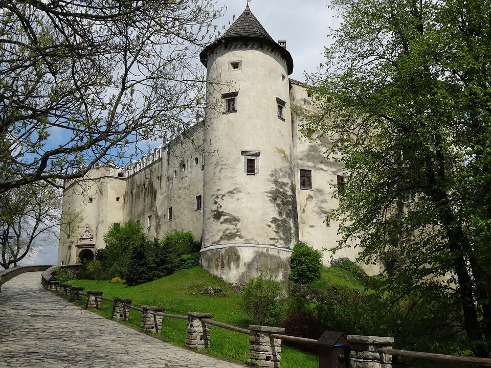 Niedzica, Poland, Castle, The Museum, History, Monument
