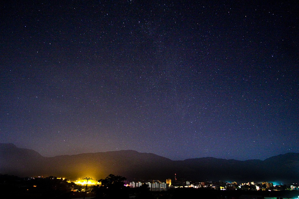 Night, Star, Sky, Universe, Galaxy, Constellation, Dark