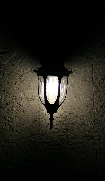 Light, Lamp, Electric, Night, Energy