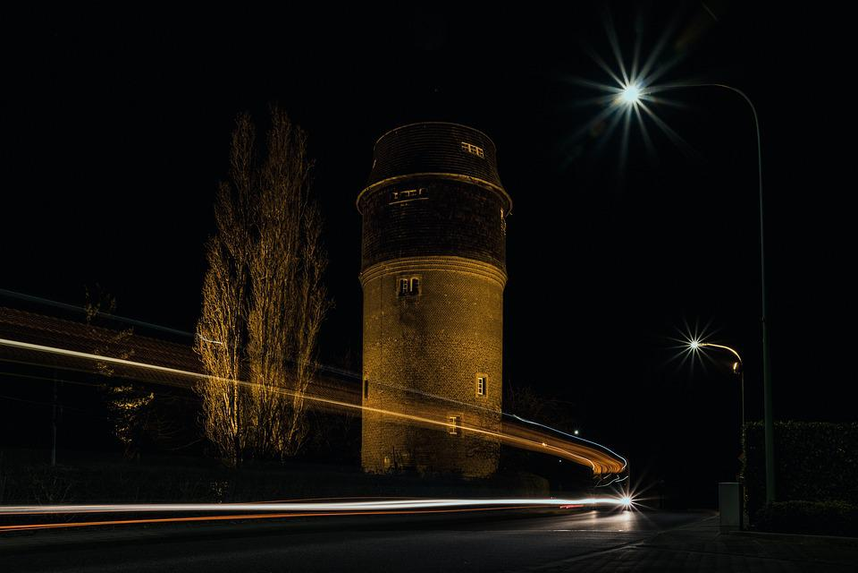 Long Exposure, Night, Night Photography, Light