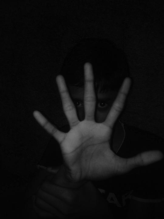 Horror, Creepy, Night, Spooky, Scary, Fear, Dark, Black