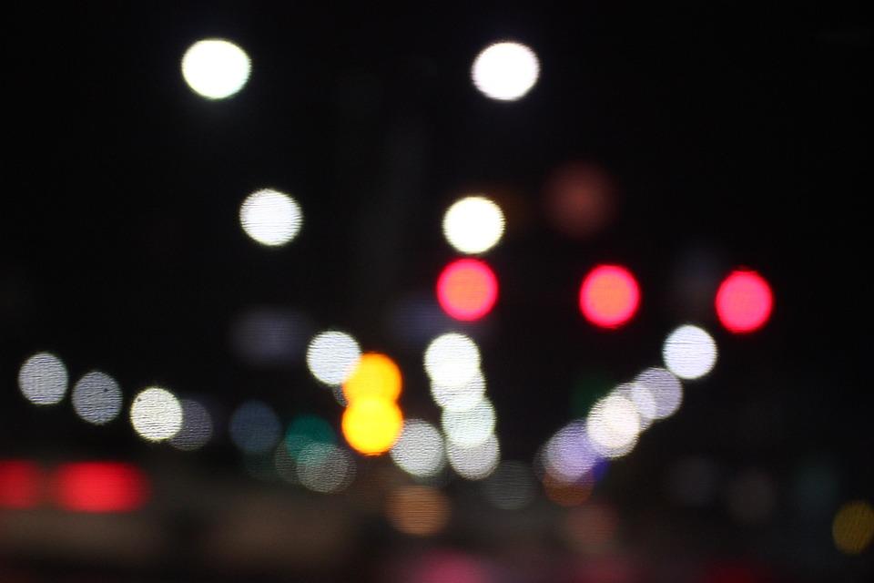 Landscape, Night View, Lighting