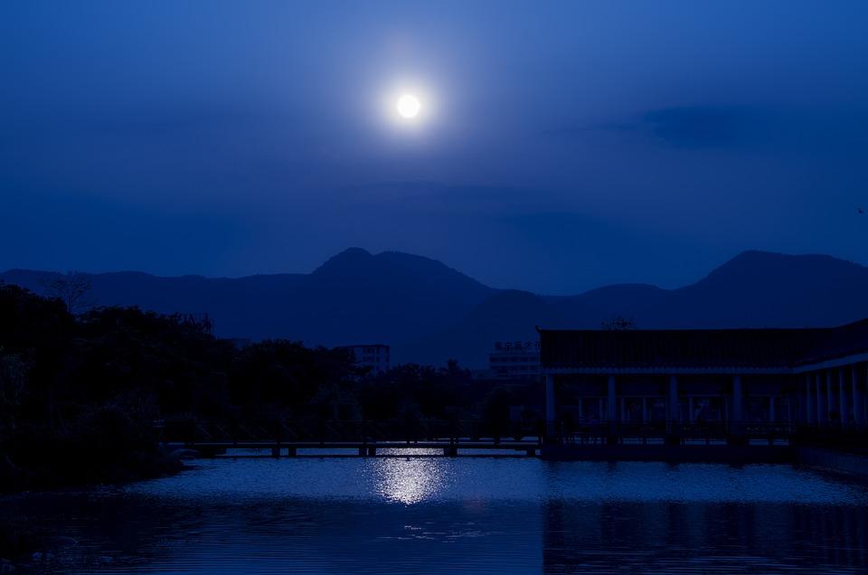 Views, Night View, Park