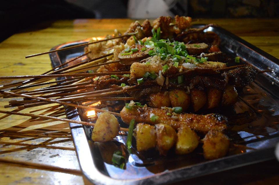 Food, Barbecue, Nightlife