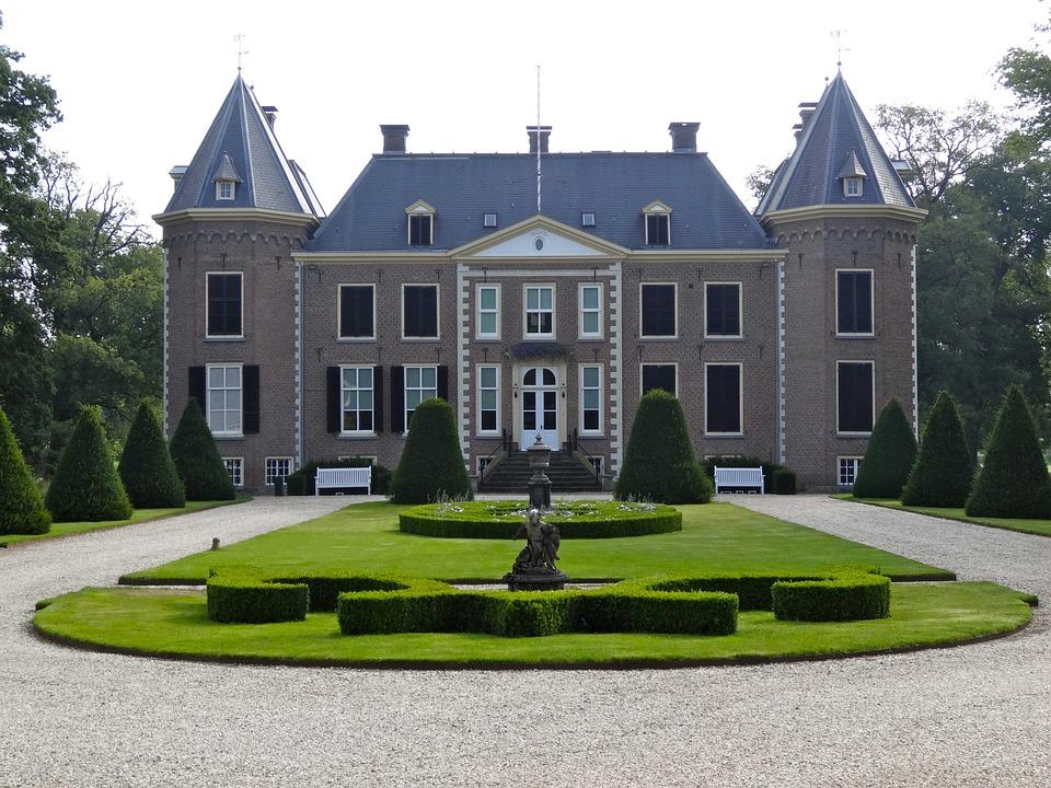 Nijenhuis, Diepenheim, Netherlands, Monument, Building