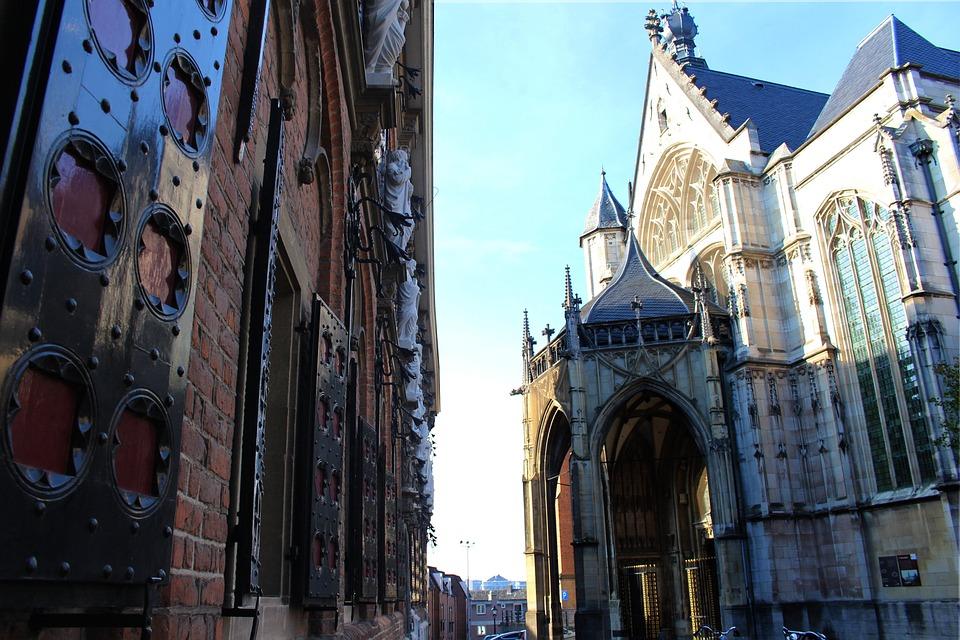 Nijmegen, Netherlands, Building, Architecture, Holland