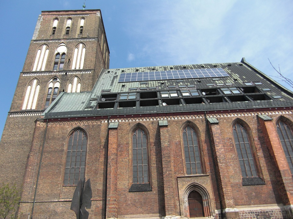 Nikolai Church, Rostock, Hanseatic League