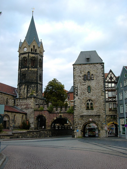 Nikolai Gate, Nikolai Church, Church, Tower, Goal