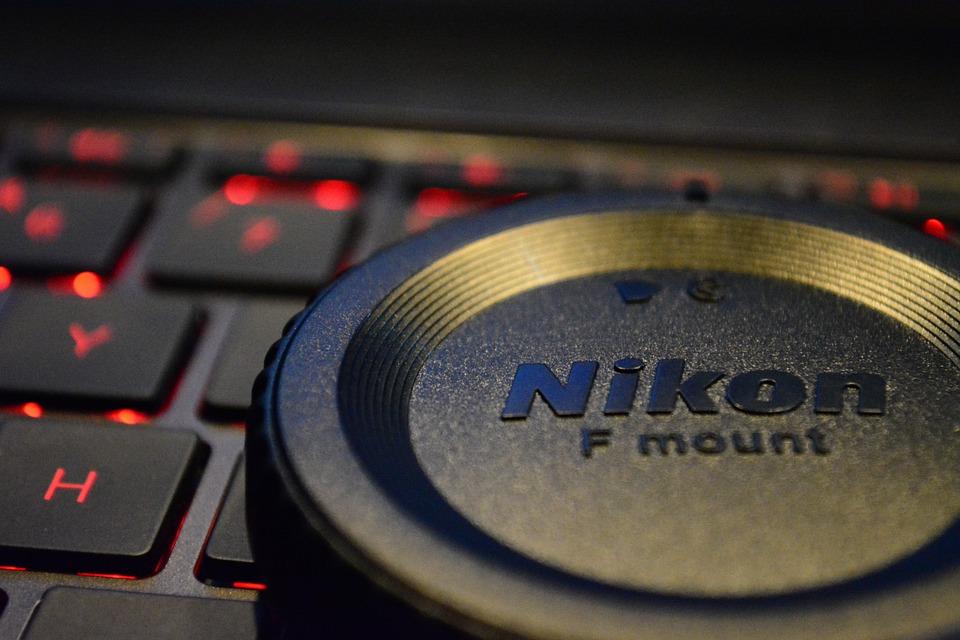 Nikon, Camera, Photographers, Photographer, Notebook