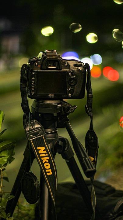 Light, Nikon, Camera, Photography, Photograph, City