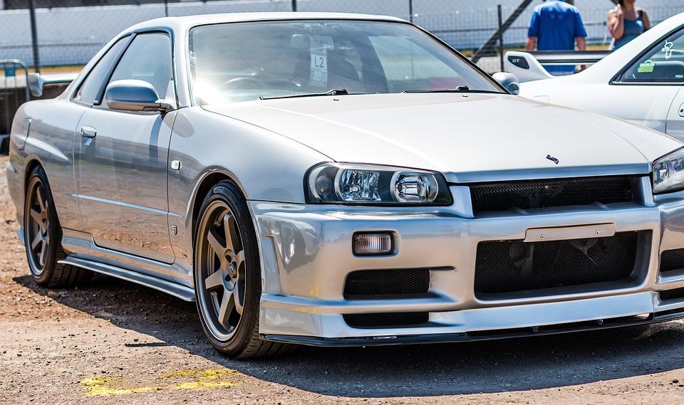 Nissan Skyline, Nissan, Car, Show, Tuned, Automobile