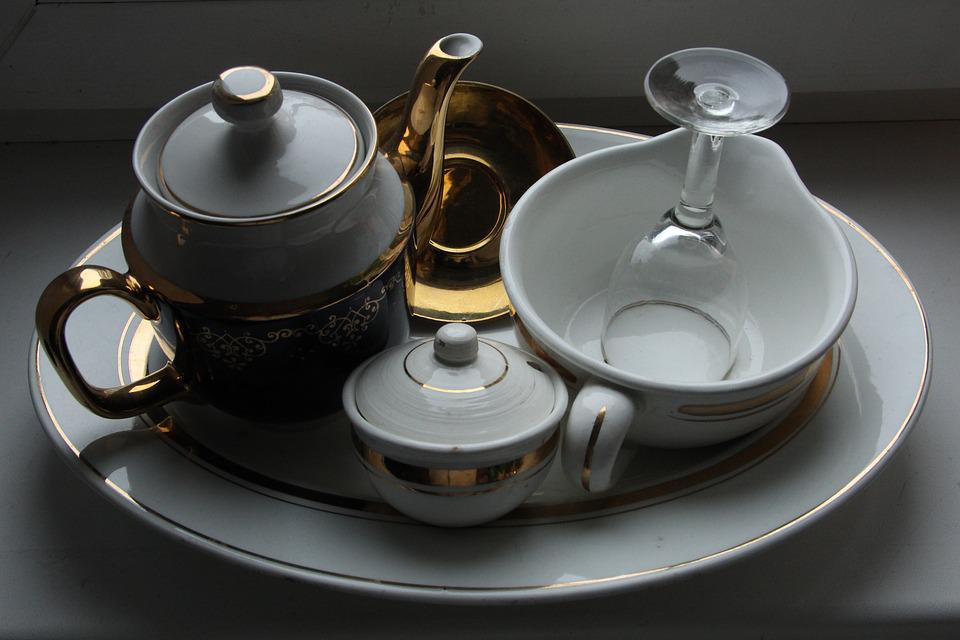 Drink, Cup, Tea, Hot, Tableware, Saucer, Maker, No One
