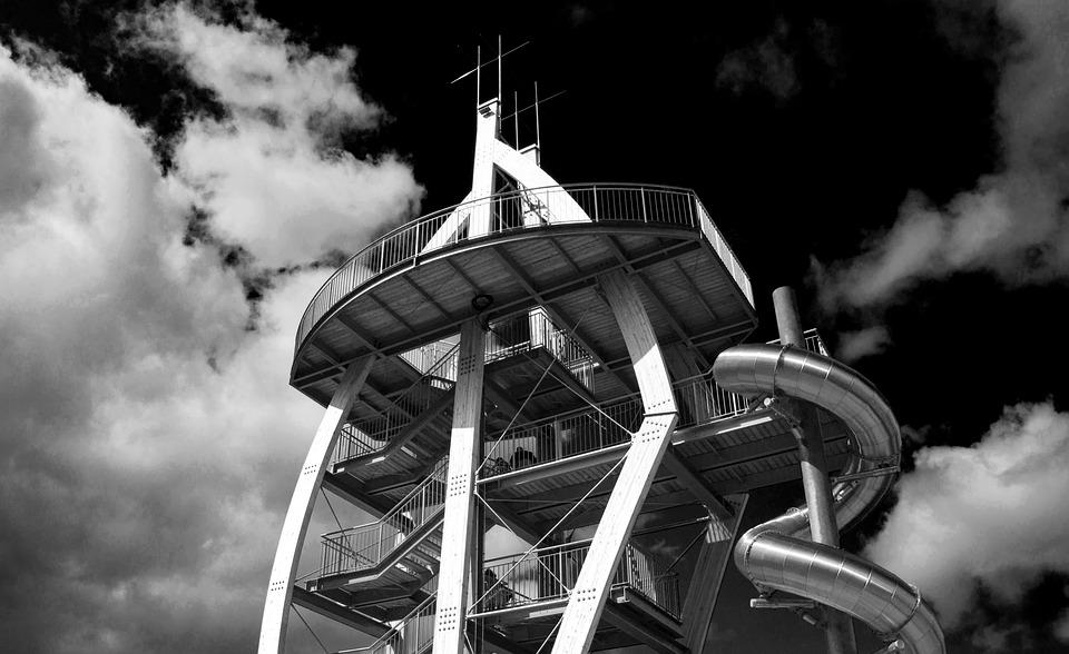 Rhön, Tower, Noah Sails, Observation Tower, Elbow